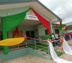 Commissioning Of Clinic and CHPS Compound At Odumasi and Diawuoso